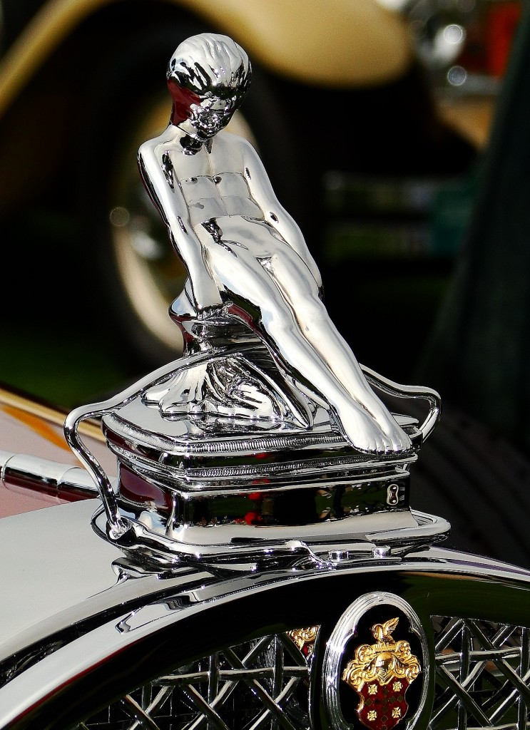 Vintage Hood Ornaments What Do They Symbolize