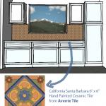 Let's Talk About The Backsplash – Use Tile