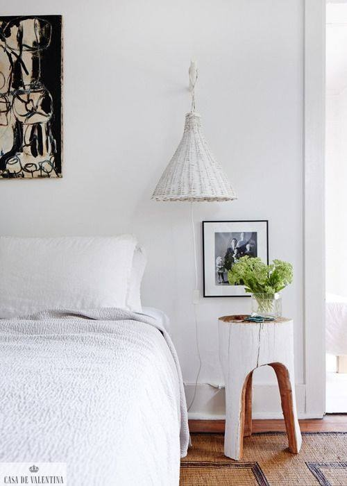 White Bedroom via Pinterest