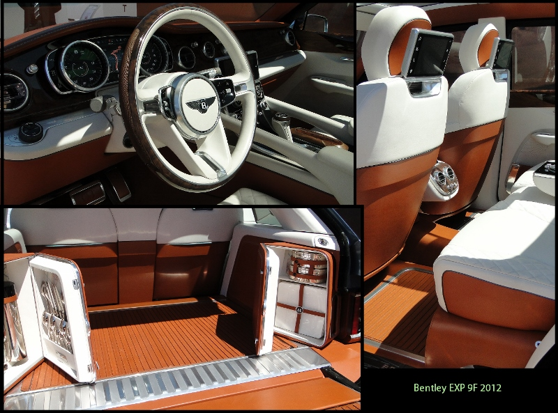 bentley will bring an suv to market don 39 t mess with it. Black Bedroom Furniture Sets. Home Design Ideas