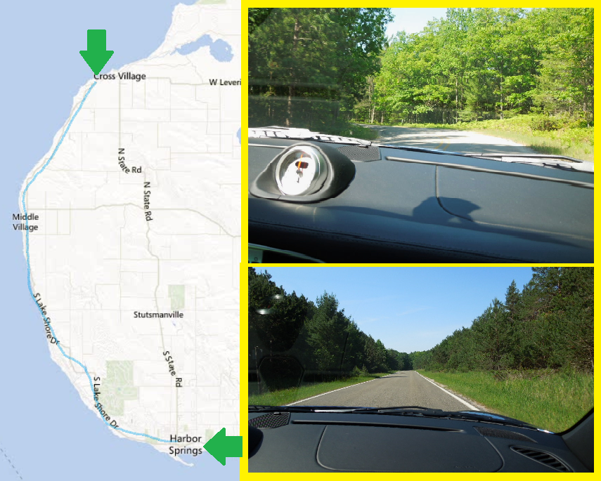 Harbor Springs Driving Tour