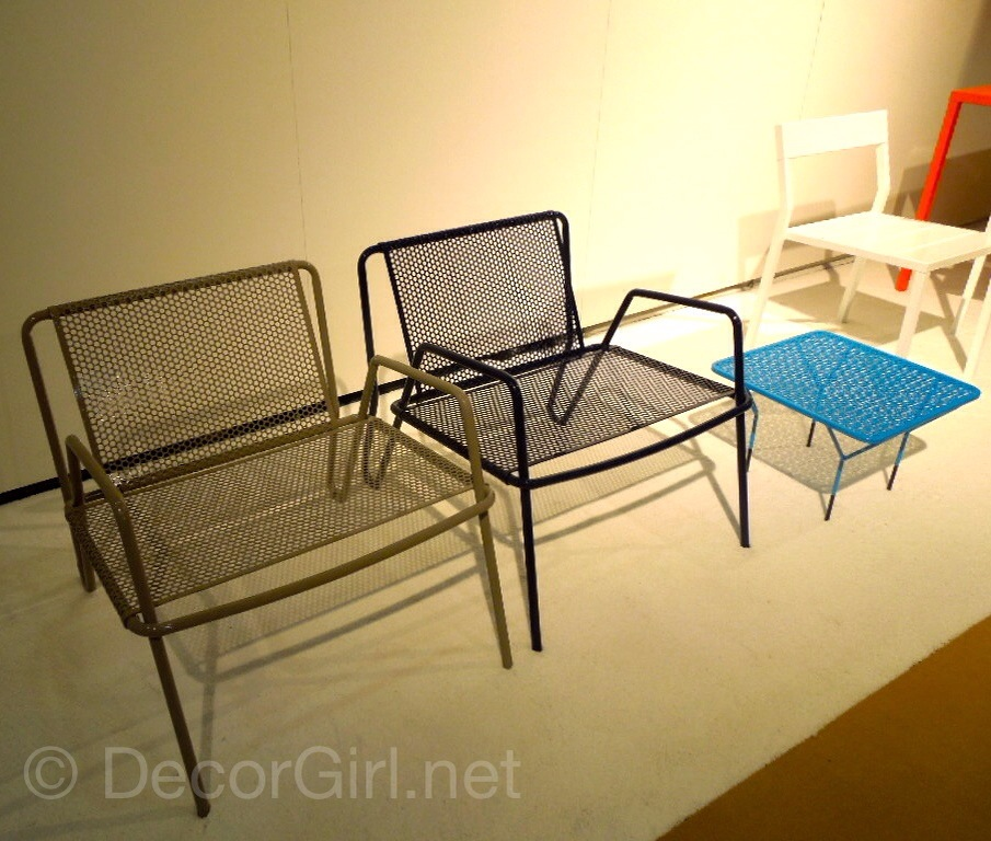 Marka Moderna Outdoor Furniture ICFF