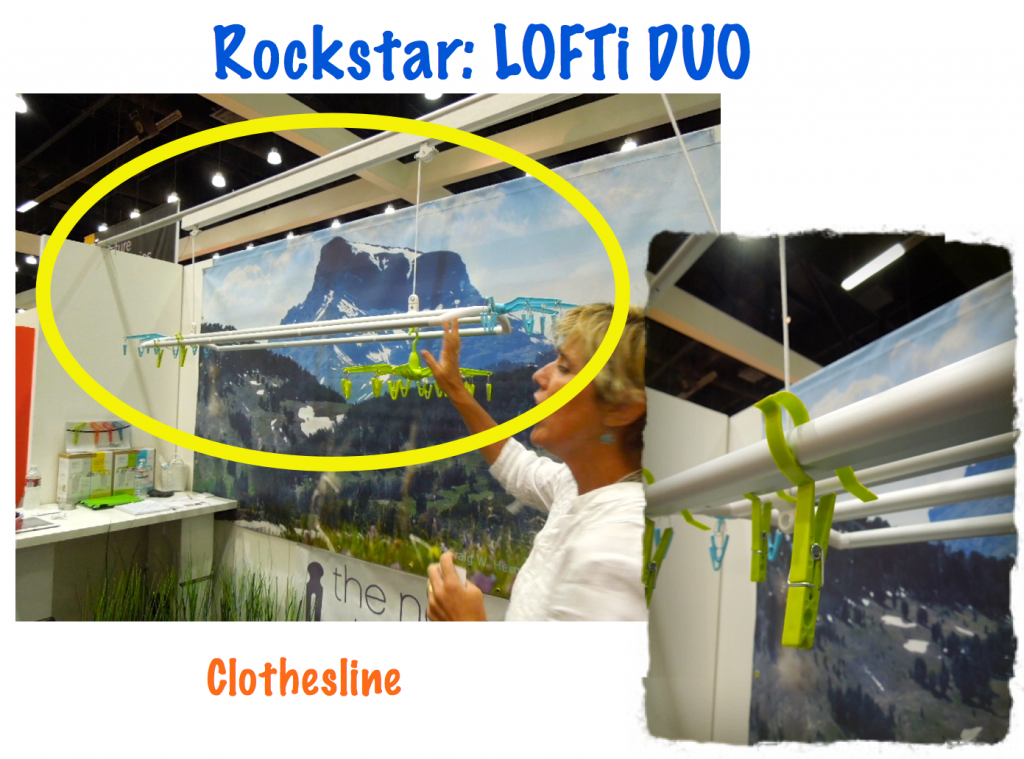 LOFTi Duo by The New Clothesline Company