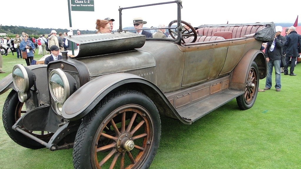 The Unrestored Cars Earn Respect At Concours Level Car Shows