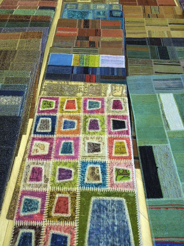 Decorative Carpets LA - Patchwork Rugs