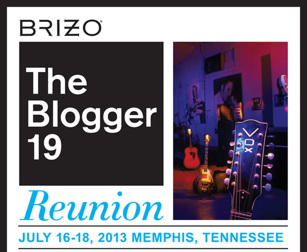 Brizo Blogger 19 Reunion