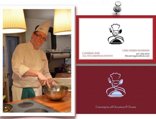 Chef Derek Paterson