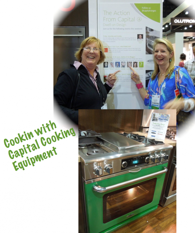 Cooking with Capital Cooking Equipment