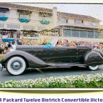 1934 Packard Wins 2013 Pebble Beach Best Of Show