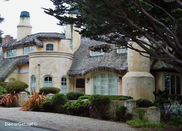 Let 39 s take an architectural walk through carmel california for Carmel house