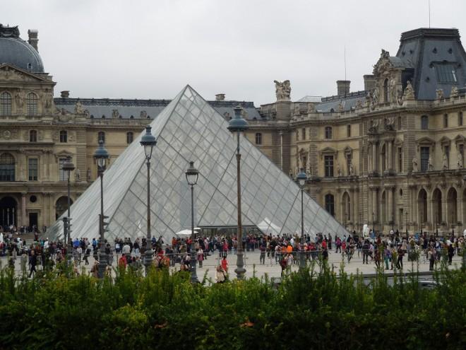 Louve Museum Paris