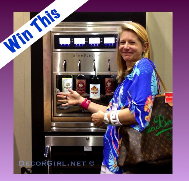 Win The Dacor WineStation at Decor Girl