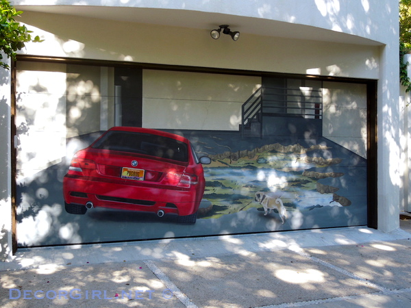 Image Result For Garage Doors That Open Out