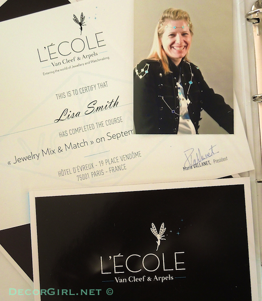Van Cleef & Arpels L'Ecole