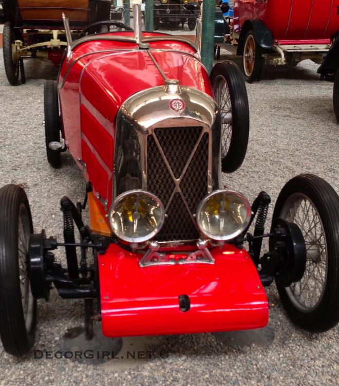 Salmson Biplace Sport Val 3 1928