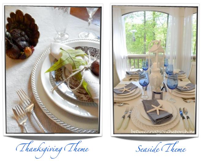 Table Decor Themes