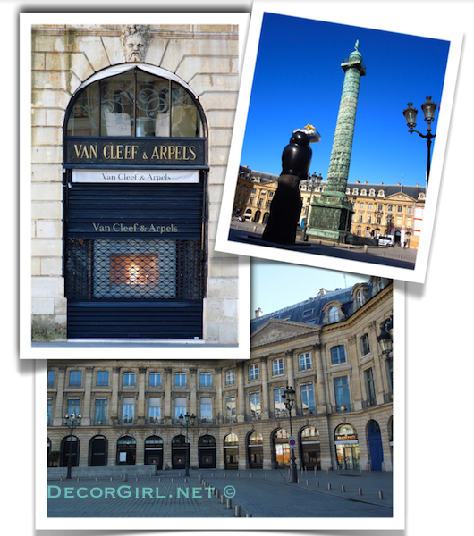 Van Cleef & Arpels on Place Vendome