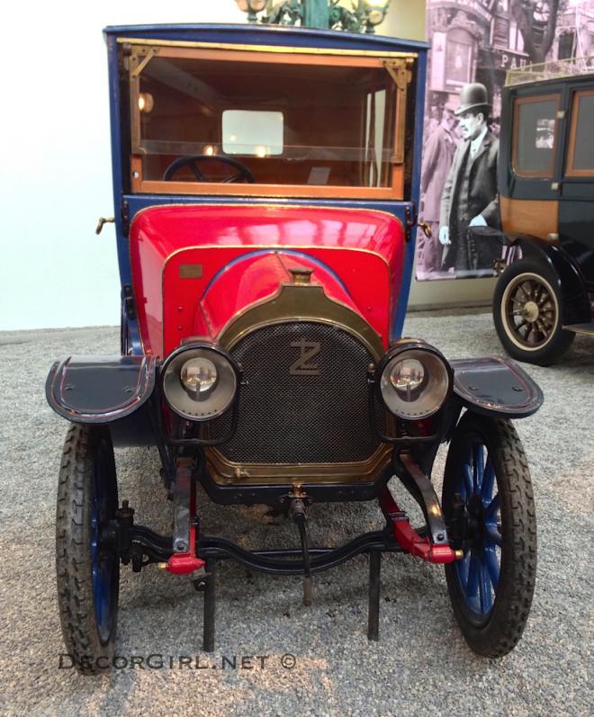 Zedel Coupe Docteur CI 1911
