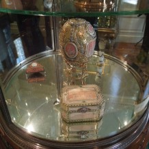 Catherine the Great Easter Egg by Faberge