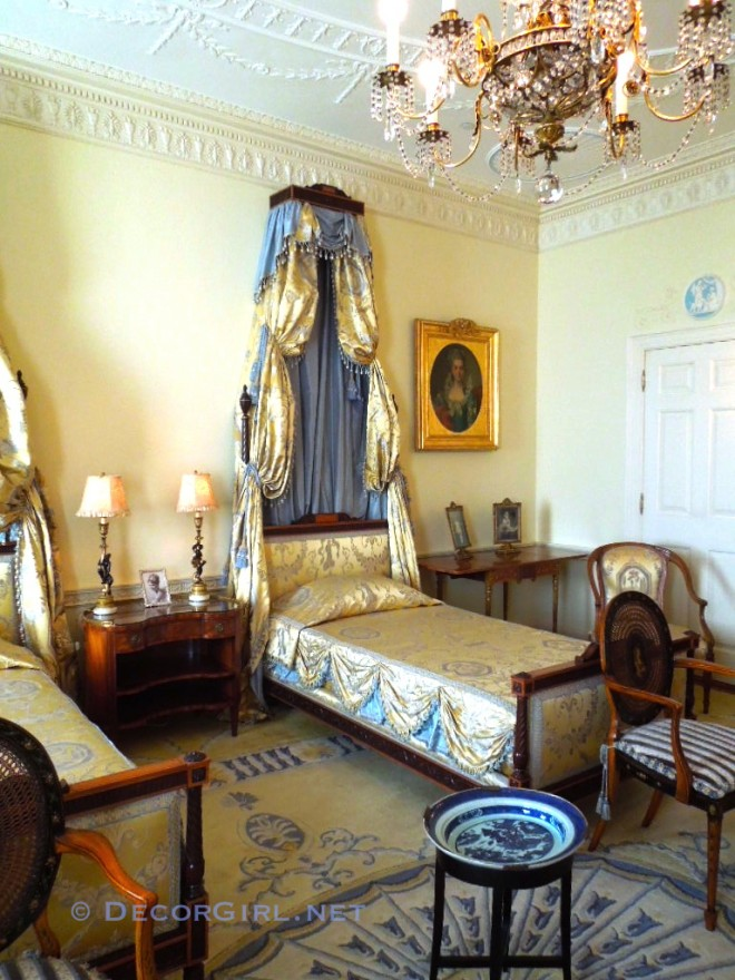Adam Bedroom at Hillwood