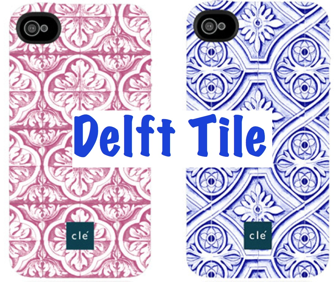 Tile Me! Cle iPhone Case Giveaway