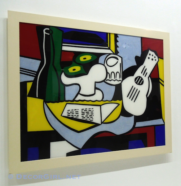 Art by Roy Lichtenstein