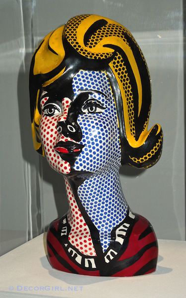 Sculpture by Roy Lichtenstein