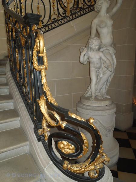 Musee Nissim de Camondo stairs