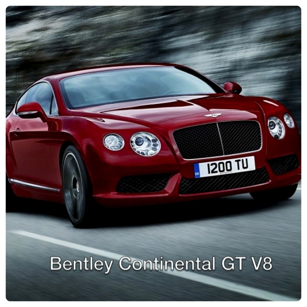Bentley CGT V8