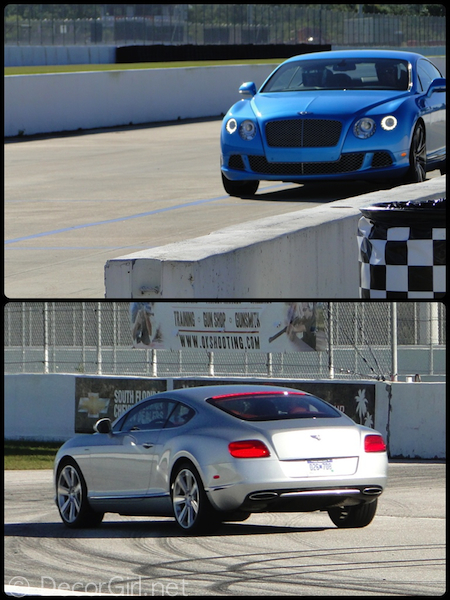 Bentley Continental GT Speed & W12