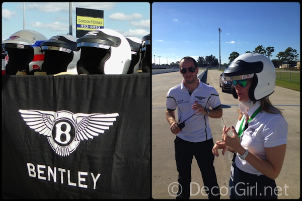 Bentley Motors at PBIR