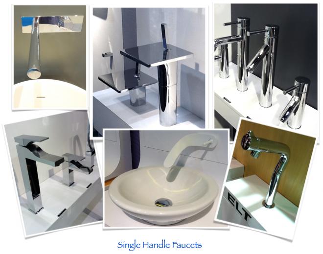 Single Handle Faucets