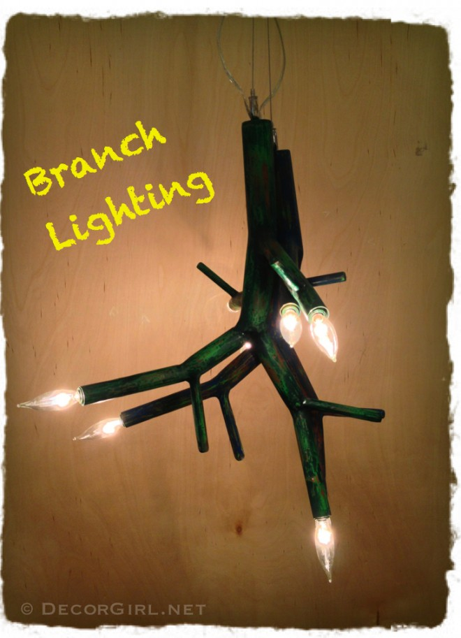 Branch Lighting