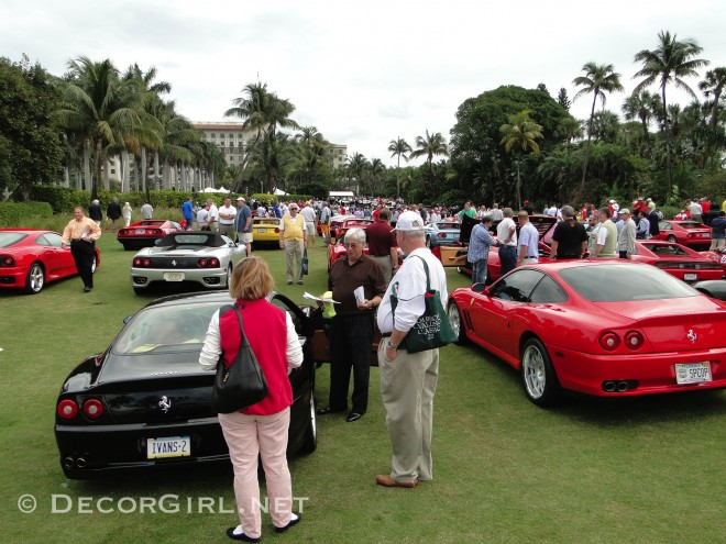 Ferrari at The Breakers