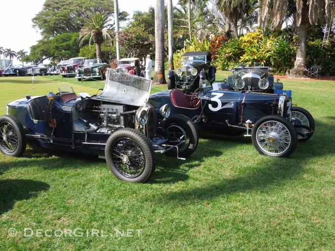 Vintage Cars from Mar-A-Lago
