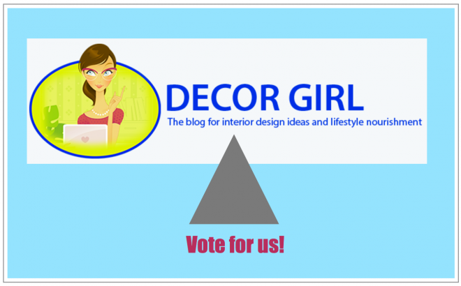 Vote for Decor Girl