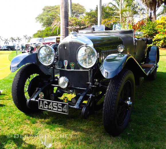 1931 Bentley 8 litre Short
