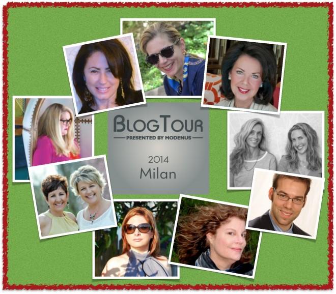 Blog Tour Milan Group