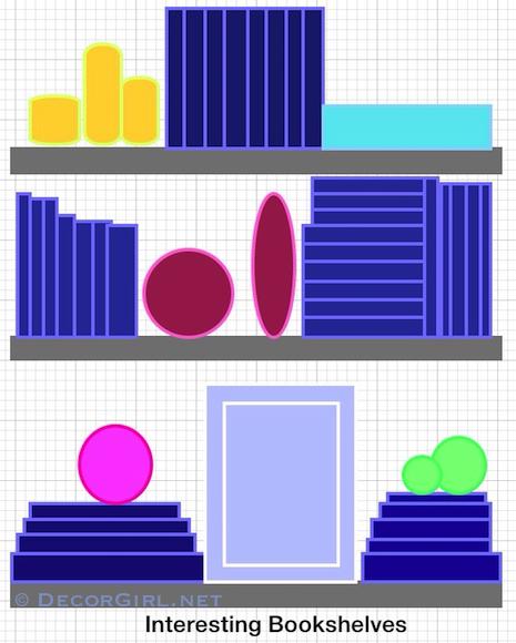 Bookcase Balance