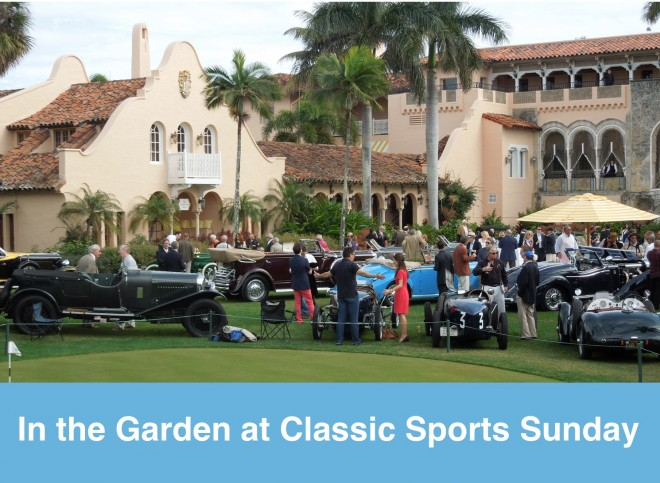 Supercars and Vintages cars from Classic Sports Sunday