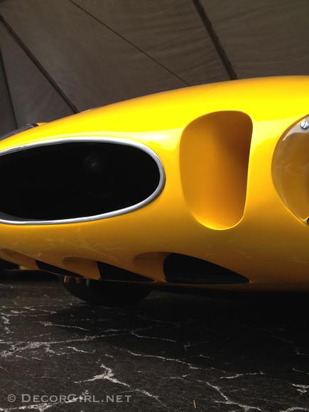 Ferrari 275 GTB C Berlinetta Speciale nose