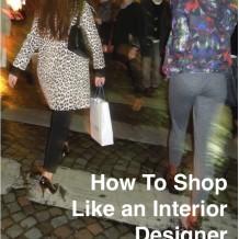 How To Shop Like An Interior Designer