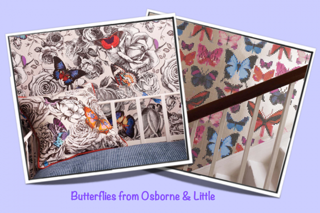 Osborne & Little Butterflies