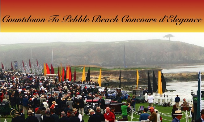 Countdown to Pebble Beach 2014