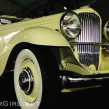 Light yellow Duesenberg