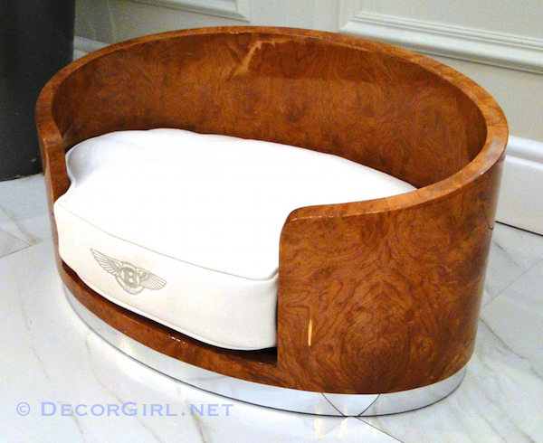 Pet bed by Bentley Home
