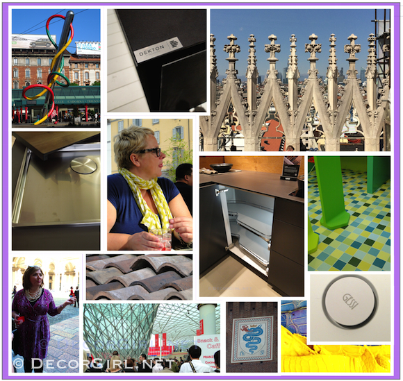 Textures of Milan with BlogTour