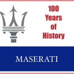 Automotive History: Maserati Is 100 Years Old