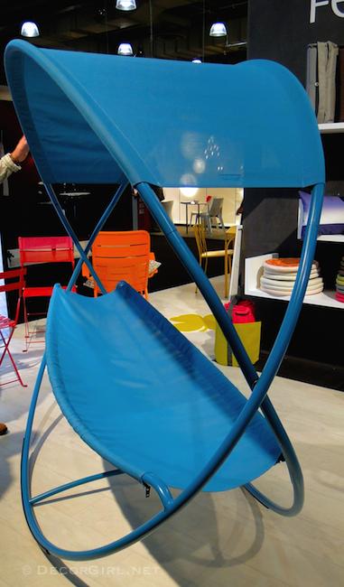 Fernmob rocking hammock