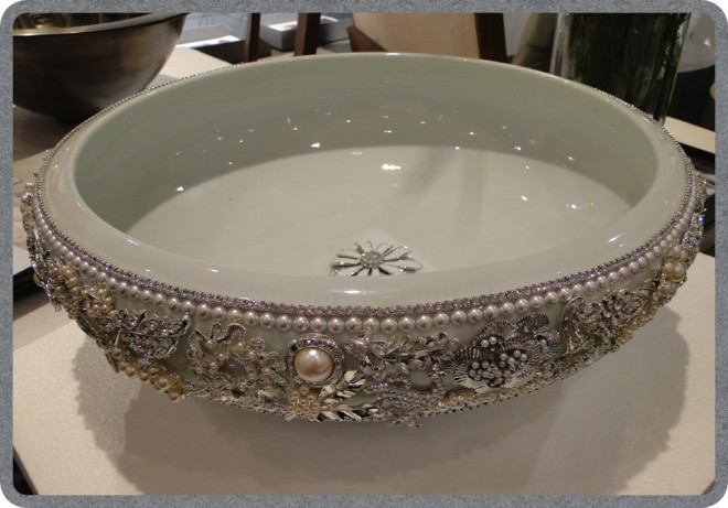 ICFF Bad Bejeweled sink